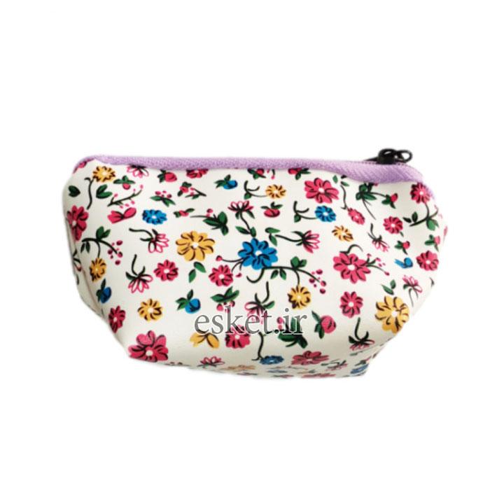 کیف لوازم آرایش زنانه مدل k12 - کیف لوازم آرایش دخترانه شیک