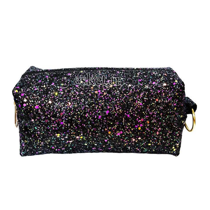 کیف لوازم آرایش زنانه مدل شنپاش - کیف لوازم آرایش دخترانه شیک